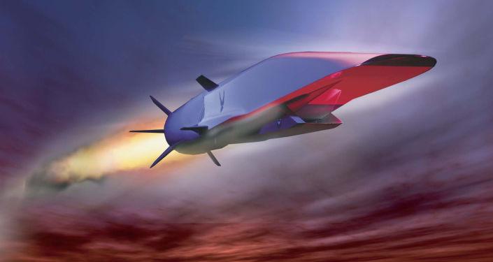 Hyperzvuková raketa