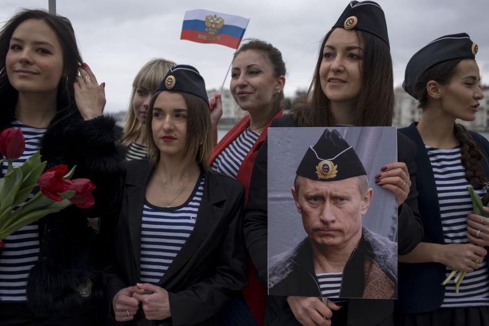 Michail Mordasov «Krym po připojení k Rusku», 2. místo
