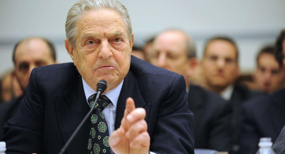 Americký miliardář George Soros. Ilustrační foto