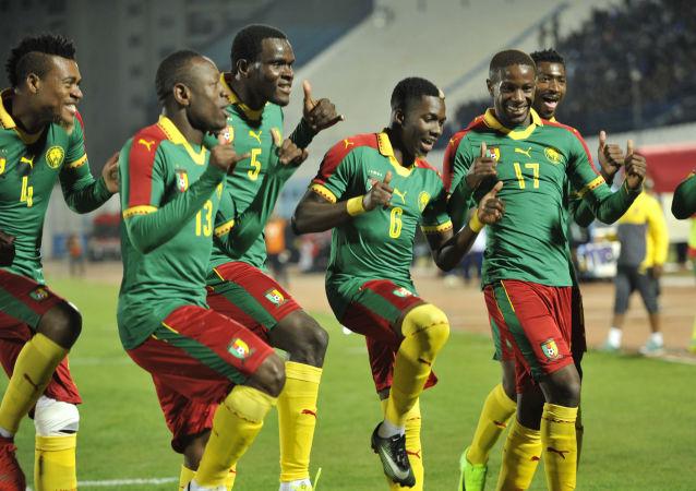 Kamerunská fotbalová reprezentace