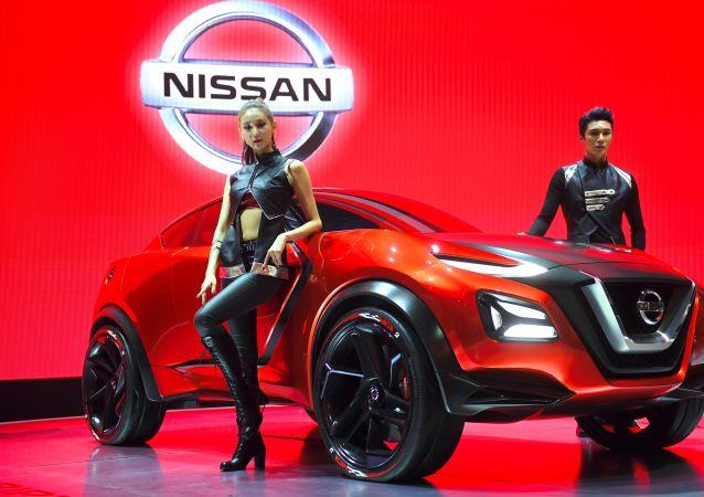 Nissan. Ilustrační foto