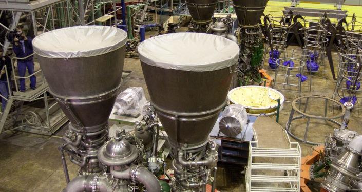 Raketový motor RD-180