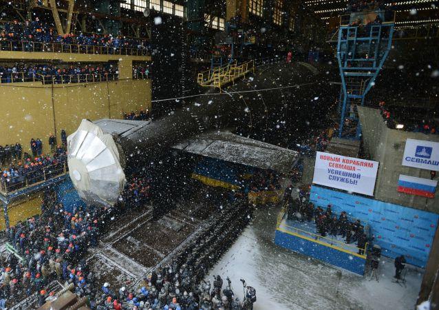 Atomová ponorka Kazaň