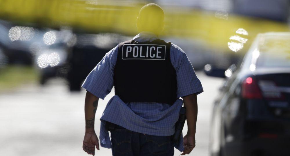 Policista. Ilustrační foto