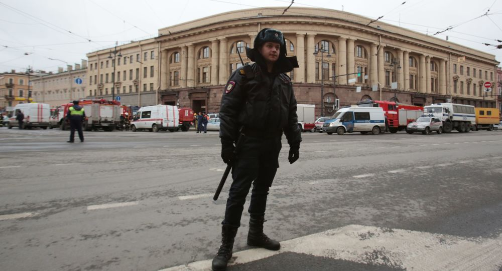 Situace v Petrohradě