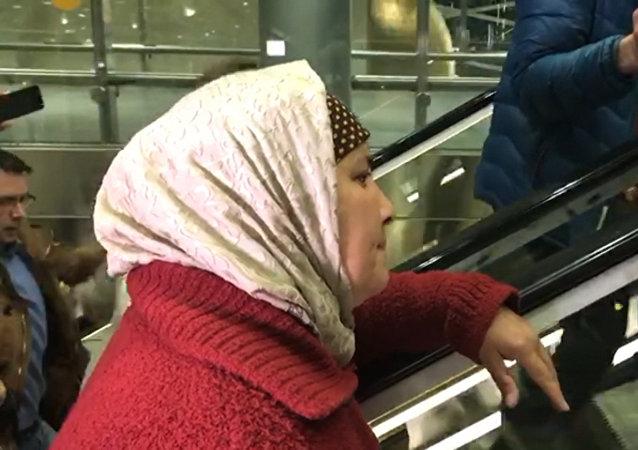 Rodiče předpokládaného sebevražedného atentátníka dorazili do Petrohradu