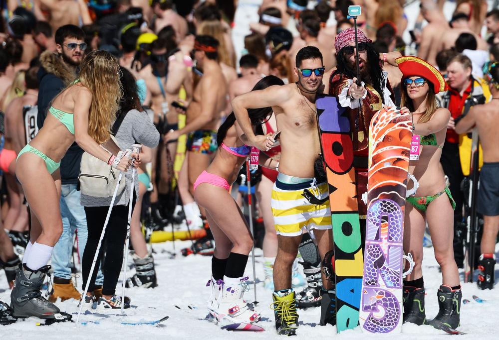 Karneval Boogel Woogel v Soči