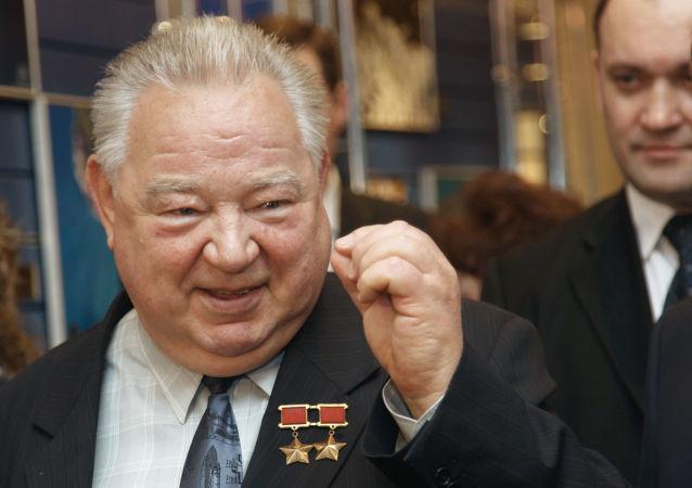 Kosmonaut Georgij Grečko