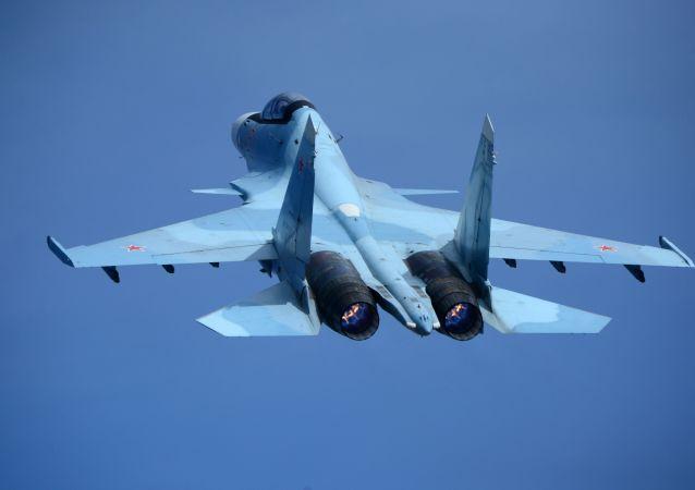 Su-30. Ilustrační foto