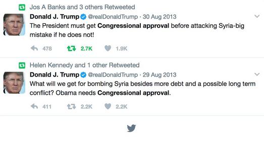 Twitter prezidenta USA Donalda Trumpa