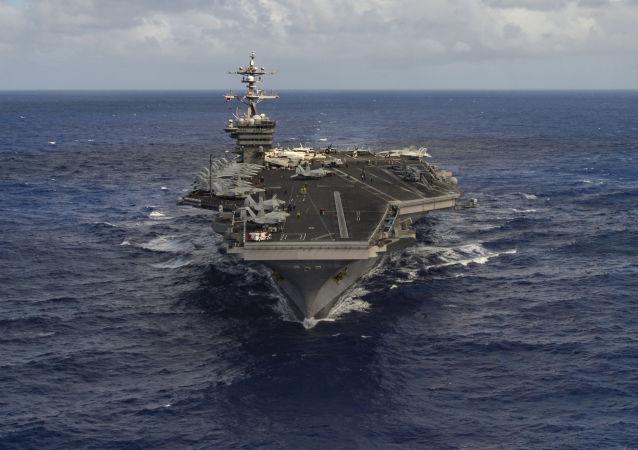 Americká letadlová loď Carl Vinson