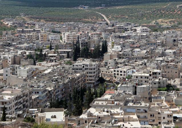 Provincie Idlib. Ilustrační foto