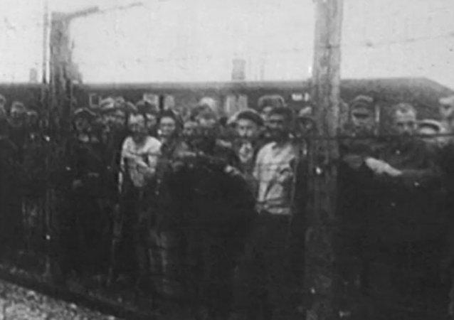 Den mezinárodní solidarity osvobozených politických vězňů a bojovníků proti fašismu