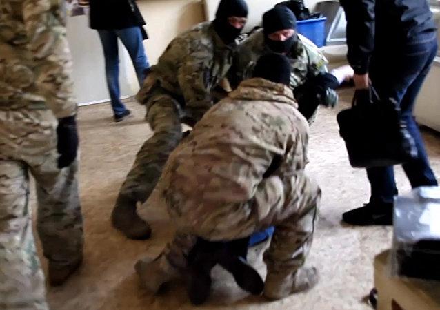 FSB zamezila velký kanál pašování zbraní z EU a Ukrajiny