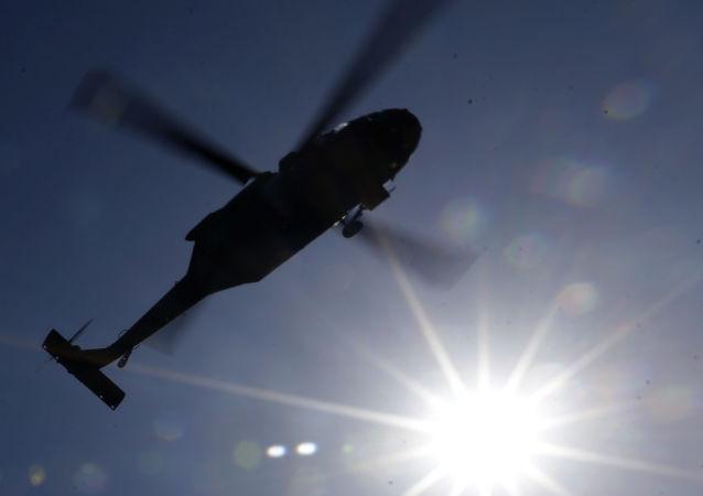 Vrtulník  Black Hawk