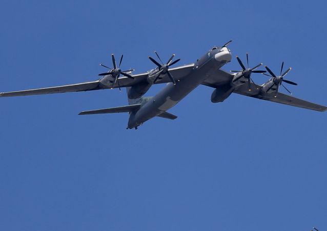 Strategické bombardéry Tu-95MS