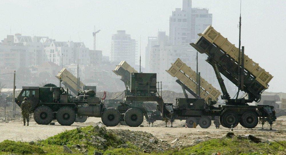 Americké mobilní raketové systémy Patriot