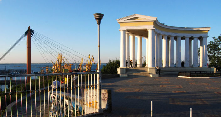Oděsa, Ukrajina