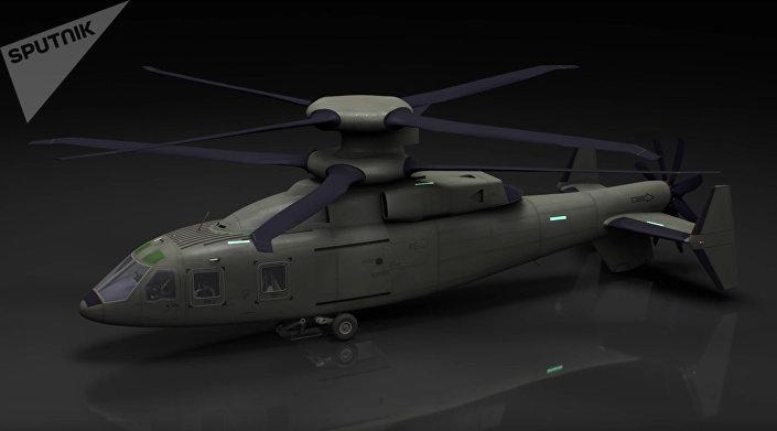 Projekt Sikorsky-Boeing FVL-M