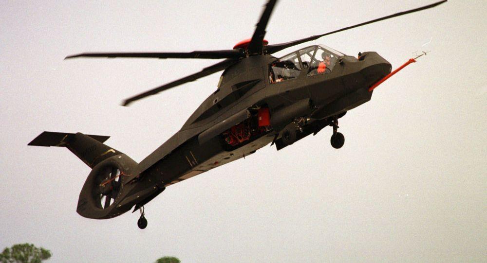 Vrtulník Sikorsky RAH-66 Comanche
