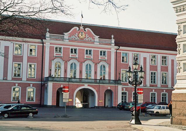 Parlament v Tallinnu