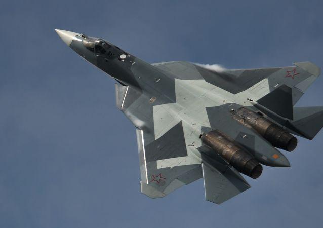 Letadlo T-50
