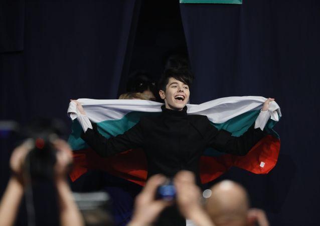 Účastník Eurovize 2017 Kristian Kostov