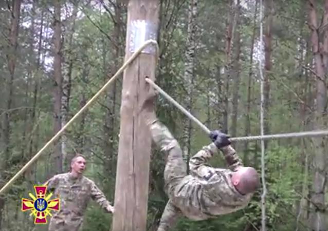 Ukrajinci obsadili předposlední místo na tankovém biatlonu NATO