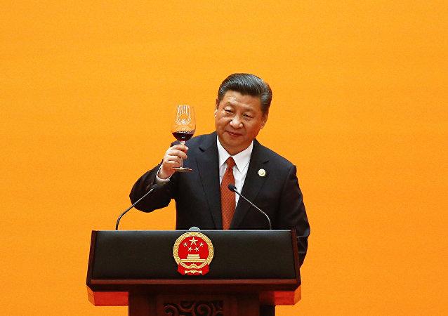 Čínský prezident Xi Jinping