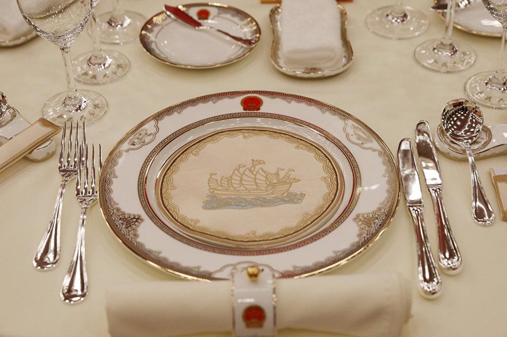 Umění pohostinství: Gala večeře jedno pásmo, jedna cesta