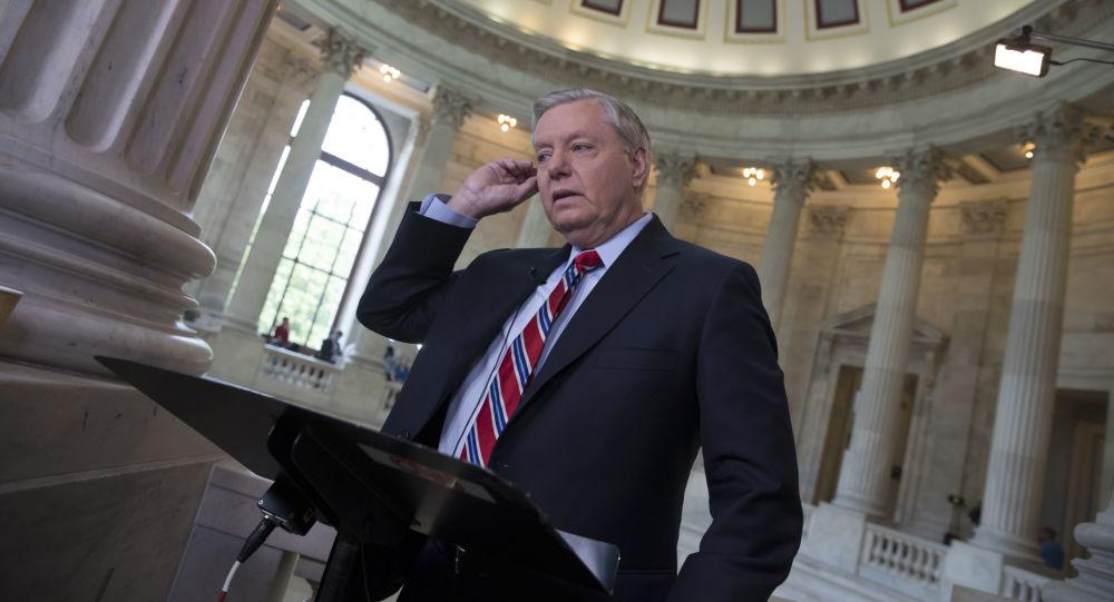 Republikánský senátor Lindsey Graham