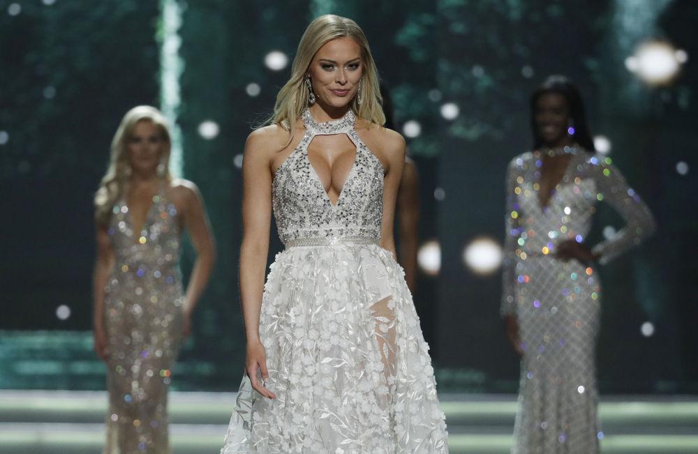 Soutěž krásy Miss USA 2017