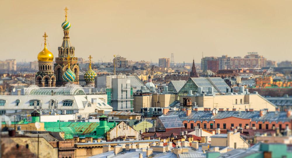 Сhrám Vzkříšení Ježíše Krista v Petrohradu