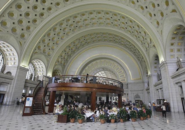 Železniční nádraží Washingtonu Union Station