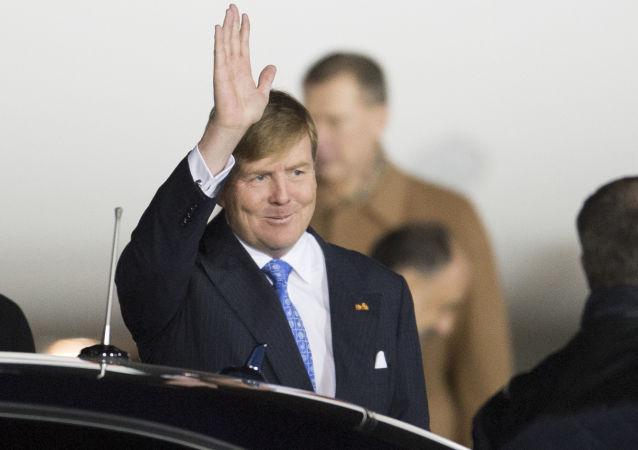Nizozemský král Willem-Alexander