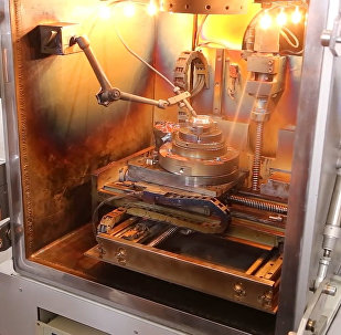 Vysokorychlostní 3D tiskárna