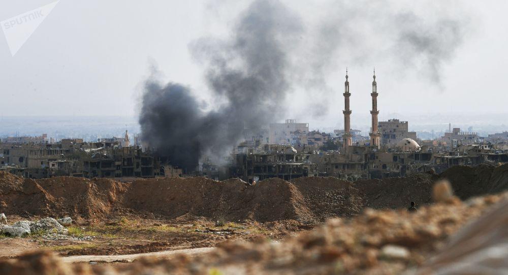 Dajr az-Zaur, Sýrie
