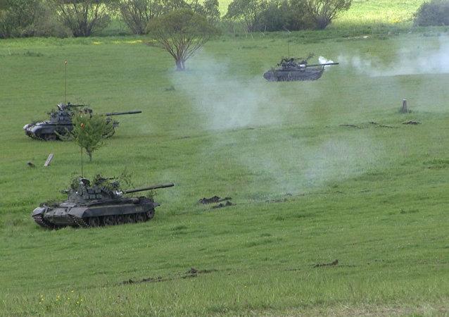 NATO pohrává svaly: v Rumunsku začínají velká cvičení aliance