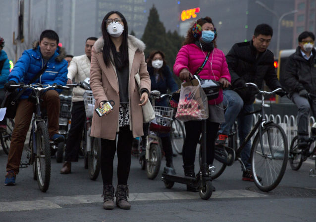 Obyvatelé Pekingu