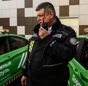 V Moskvě ukázali novou Silniční patrolu
