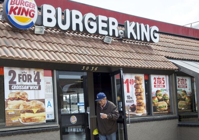 Síť rychlého občerstvení Burger King