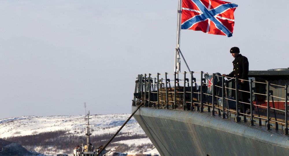 Ruská loď Severomorsk