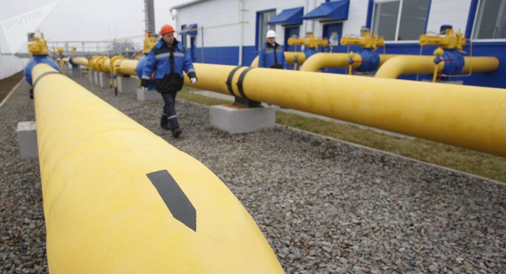 Plynovod Gazpromu