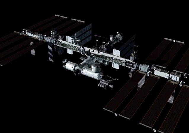 Proces výstavby ISS