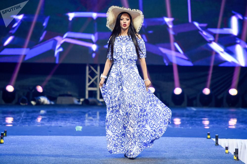 Mezinárodní soutěž Miss SNS 2017