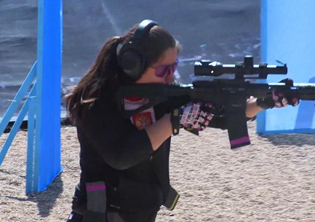 První Mistrovství světa ve střelbě z pušky: Vystoupení ruské ženské reprezentace