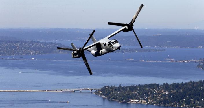 Konvertoplán MV-22 Osprey