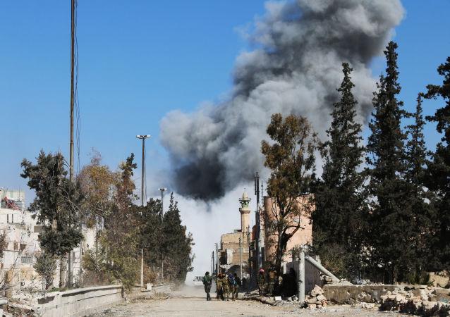 Al-Báb, Sýrie