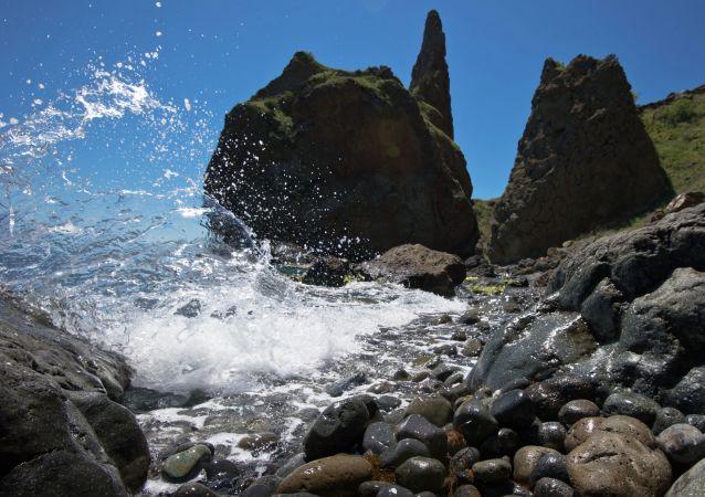 Kardagarská přírodní rezervace na Krymu