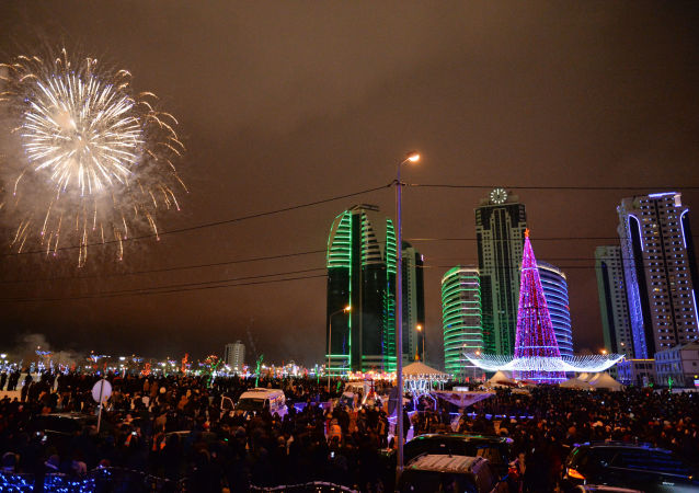 Groznyj, Čečensko